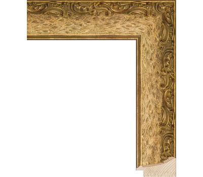 Деревянный багет NA037.1.193, ш: 4.2см в: 2.6см, фото 1
