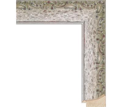 Деревянный багет NA037.1.194, ш: 4.2см в: 2.6см, фото 1