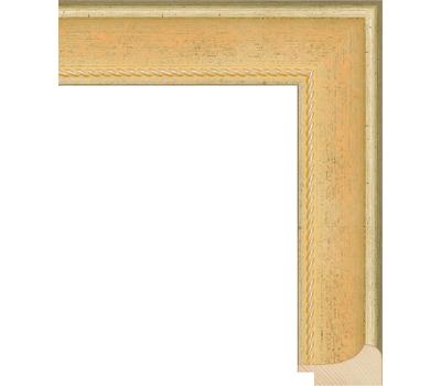 Деревянный багет NA042.1.125, ш: 4.2см в: 2.2см, фото 1