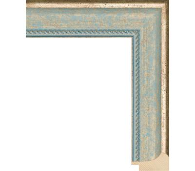 Деревянный багет NA042.1.126, ш: 4.2см в: 2.2см, фото 1