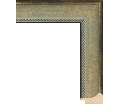 Деревянный багет NA042.1.127, ш: 4.2см в: 2.2см, фото 1