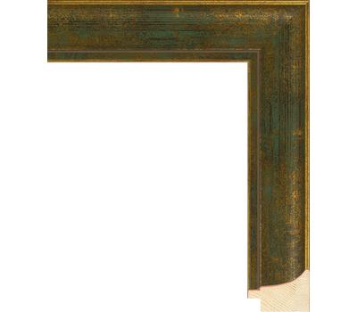 Деревянный багет NA044.0.105, ш: 3.8см в: 2.5см, фото 1