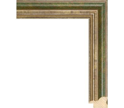 Деревянный багет NA045.1.160, ш: 3.3см в: 2.2см, фото 1