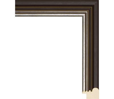 Деревянный багет NA046.0.164, ш: 3.4см в: 2.2см, фото 1