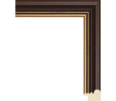 Деревянный багет NA046.0.165, ш: 3.4см в: 2.2см, фото 1