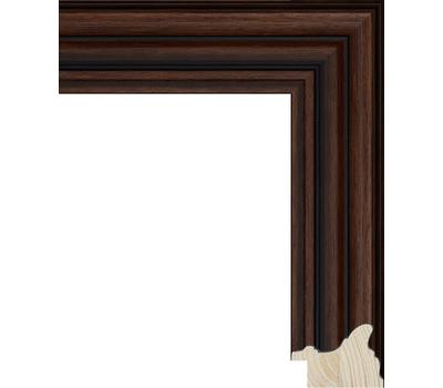 Деревянный багет NA048.0.359, ш: 4.7см в: 3.2см, фото 1