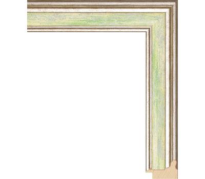 Деревянный багет NA052.0.113, ш: 3.4см в: 2.2см, фото 1