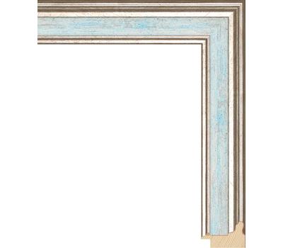 Деревянный багет NA052.0.114, ш: 3.4см в: 2.2см, фото 1