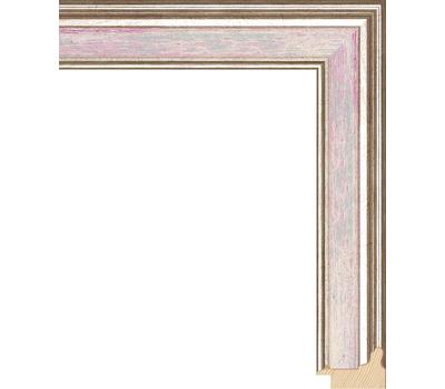 Деревянный багет NA052.0.116, ш: 3.4см в: 2.2см, фото 1