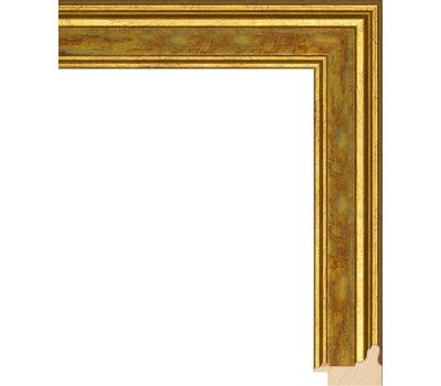 Деревянный багет NA052.0.118, ш: 3.4см в: 2.2см, фото 1