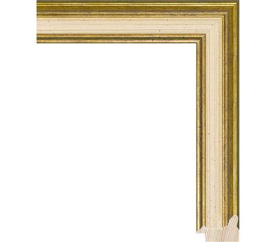 Деревянный багет NA052.0.196, ш: 3.4см в: 2.2см, фото 1