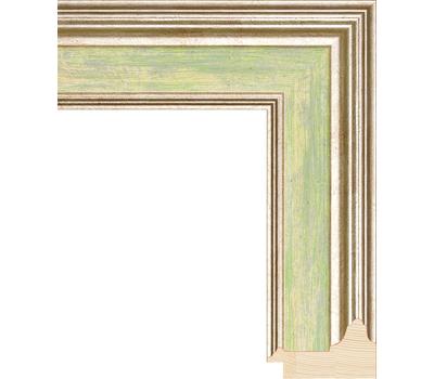 Деревянный багет NA053.0.113, ш: 5.7см в: 3.2см, фото 1
