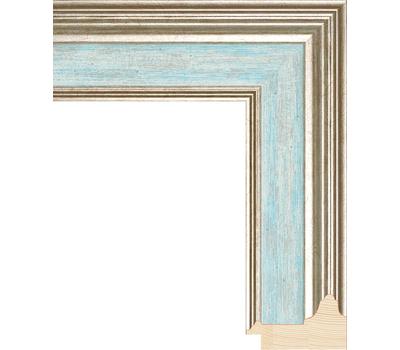 Деревянный багет NA053.0.114, ш: 5.7см в: 3.2см, фото 1