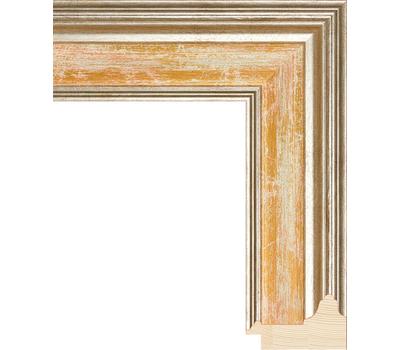 Деревянный багет NA053.0.115, ш: 5.7см в: 3.2см, фото 1
