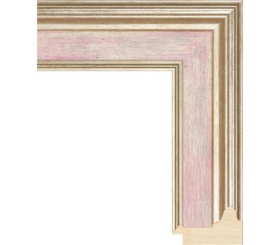 Деревянный багет NA053.0.116, ш: 5.7см в: 3.2см, фото 1