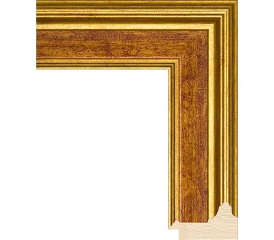 Деревянный багет NA053.0.119, ш: 5.7см в: 3.2см, фото 1