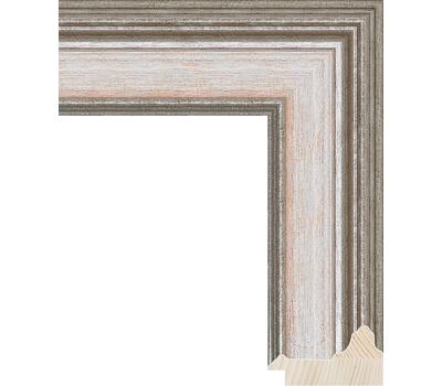 Деревянный багет NA053.0.252, ш: 5.7см в: 3.2см, фото 1
