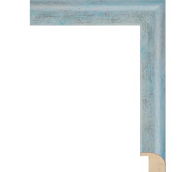 Деревянный багет NA054.0.111, ш: 2.9см в: 2.7см, фото 1