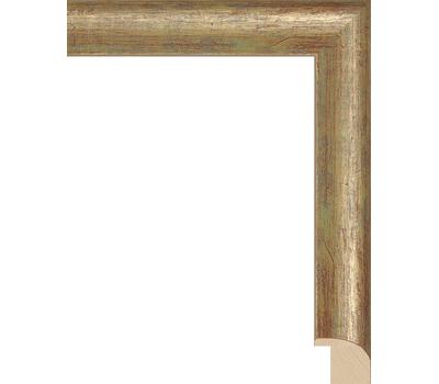 Деревянный багет NA054.0.112, ш: 2.9см в: 2.7см, фото 1