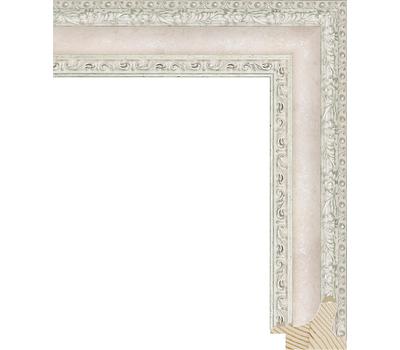 Деревянный багет NA055.1.283, ш: 4.2см в: 3.2см, фото 1