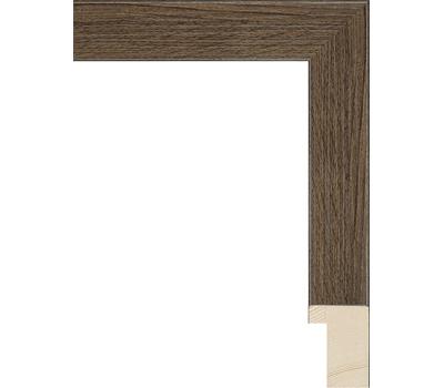 Деревянный багет NA057.0.293, ш: 3.1см в: 4.6см, фото 1