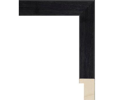 Деревянный багет NA057.0.341, ш: 3.1см в: 4.6см, фото 1