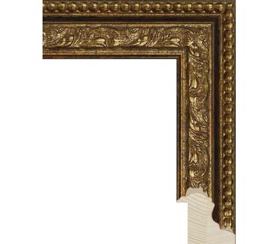 Деревянный багет NA059.1.254, ш: 4.8см в: 4.7см, фото 1