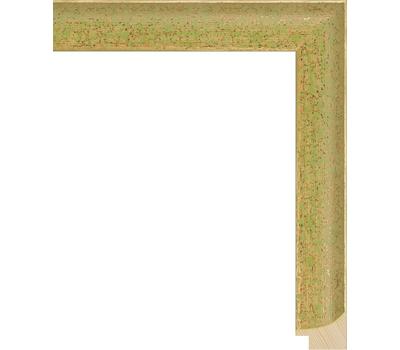 Деревянный багет NA066.0.123, ш: 2.7см в: 2.2см, фото 1