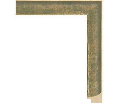 Деревянный багет NA066.0.127, ш: 2.7см в: 2.2см, фото 1