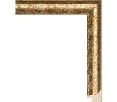 Деревянный багет NA066.0.237, ш: 2.7см в: 2.2см, фото 1