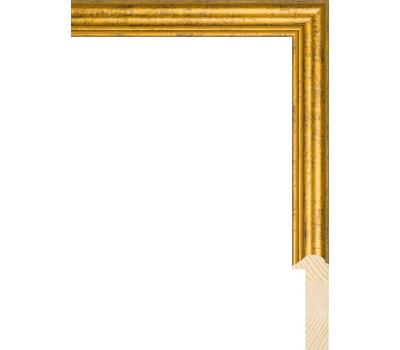 Деревянный багет NA071.0.161, ш: 2см в: 5.8см, фото 1