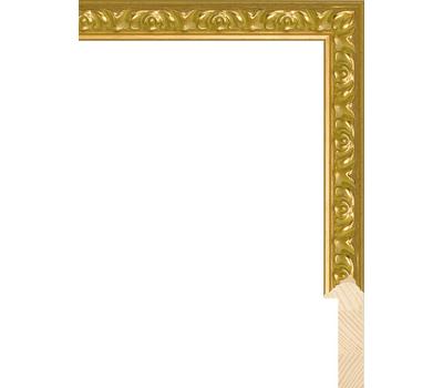 Деревянный багет NA071.1.162, ш: 2см в: 6.2см, фото 1