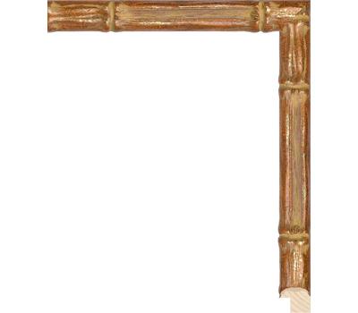 Деревянный багет NA075.1.217, ш: 2см в: 2.1см, фото 1
