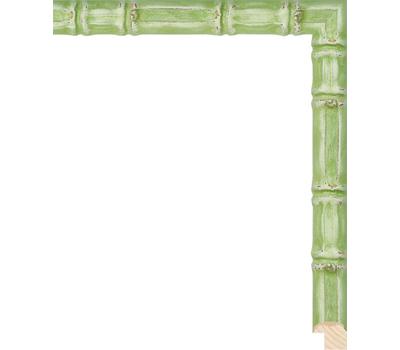 Деревянный багет NA075.1.222, ш: 2см в: 2.1см, фото 1