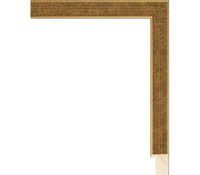 Деревянный багет NA079.0.297, ш: 2.1см в: 2.7см, фото 1