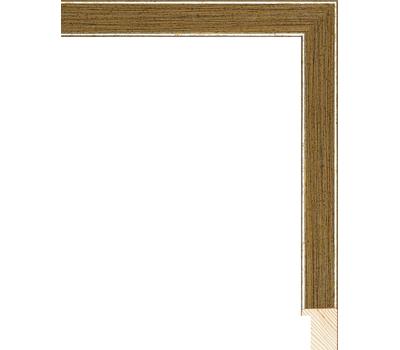 Деревянный багет NA079.0.299, ш: 2.1см в: 2.7см, фото 1