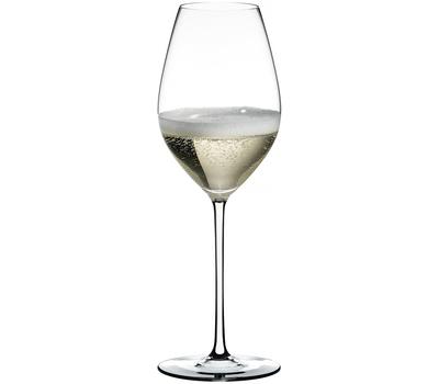 Фужер для шампанского Champagne Wine Glass Riedel Fatto a Mano, 445мл, белая ножка, фото 1