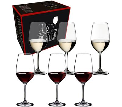 Набор бокалов для вина Riesling/Zinfandel Riedel Vinum, 400мл - 6шт, фото 1