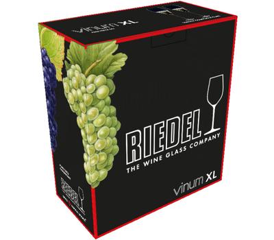 Набор бокалов для шампанского Champagne Glass Riedel Vinum XL, 340мл - 2шт, фото 2