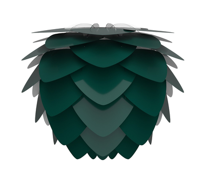 Абажур Umage Aluvia, темно-зелёный, 40см, фото 1