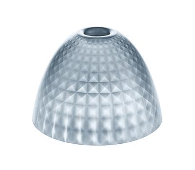 Плафон для светильника Koziol Stella Silk S, серый, 25см, фото 1