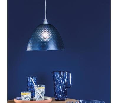 Плафон для светильника Koziol Stella Silk S, серый, 25см, фото 2
