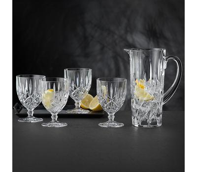 Набор для вина Nachtmann Noblesse: 4 бокала и кувшин, фото 1