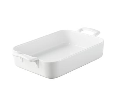 Форма для запекания Revol Belle Cuisine, белая, 1.7л, 26х18.5см, фото 1
