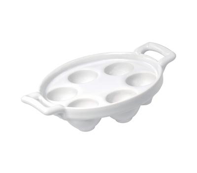 Эскарготьерка Revol Belle Cuisine, белое, 12.5см, фото 1