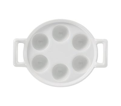 Эскарготьерка Revol Belle Cuisine, белое, 12.5см, фото 2
