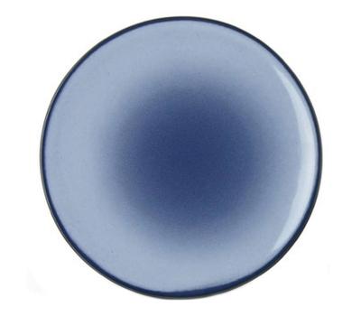 Пирожковая тарелка Revol Equinoxe, синяя, 16см, фото 1