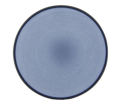 Десертная тарелка Revol Equinoxe, синяя, 21.5см, фото 1