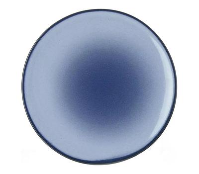 Обеденная тарелка Revol Equinoxe, синяя, 26см, фото 1