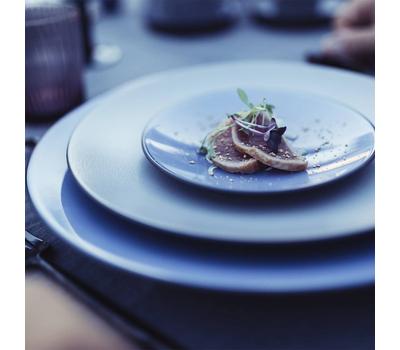 Блюдо сервировочное Revol Equinoxe, синее, 31см, фото 2